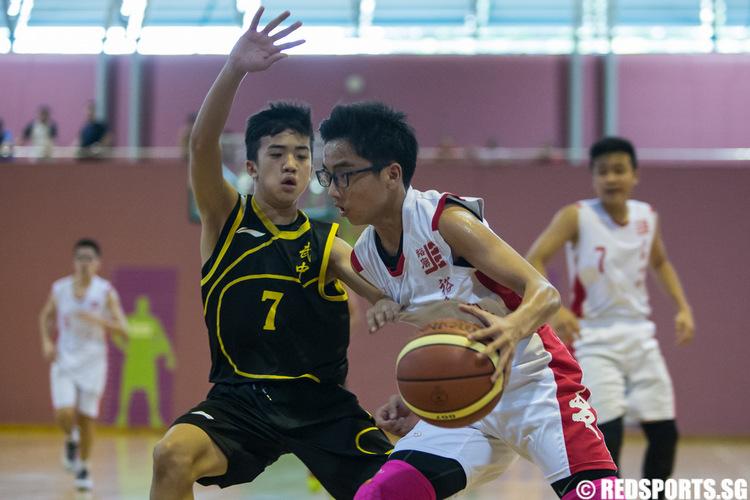 National C Division Basketball Championship Jurong vs Bukit Panjang