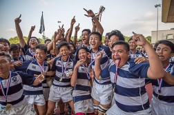 acsi vs st andrew's c Division rugby