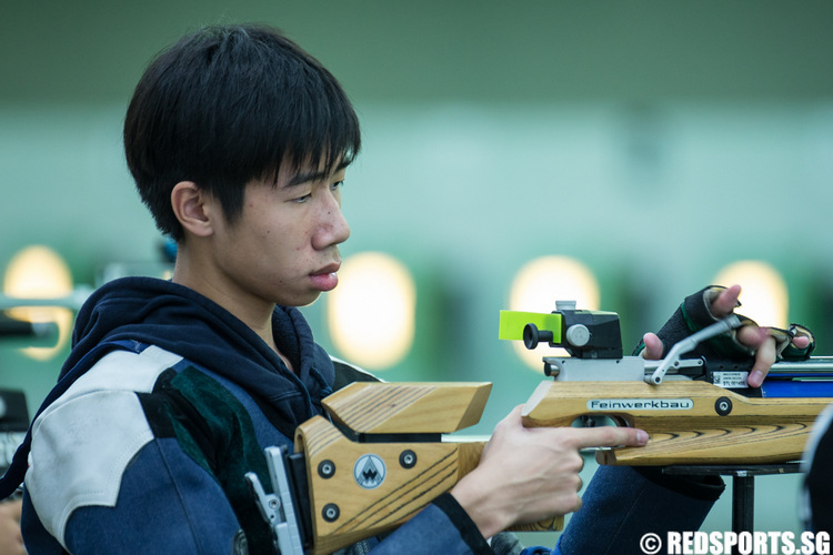 Singapore Youth Olympic Festival Shooting