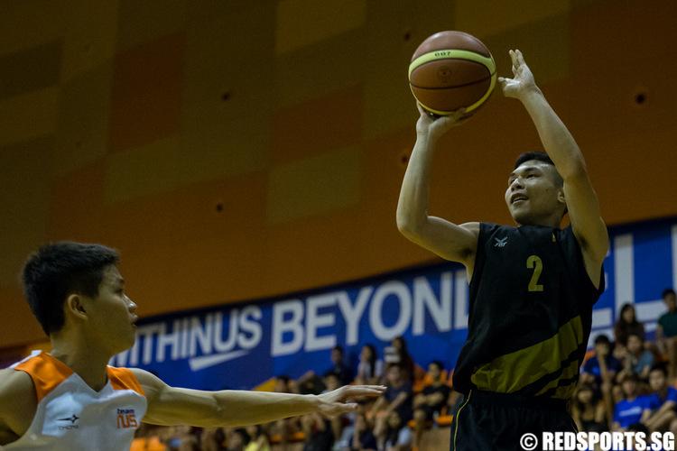 SUniG men's basketball NUS vs SIM