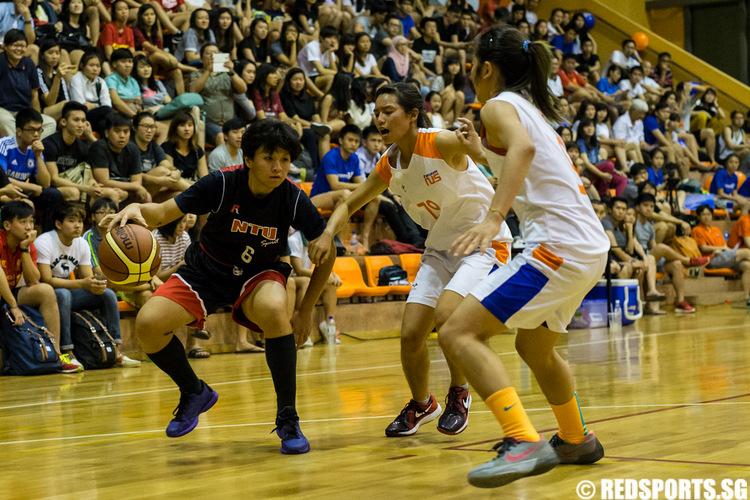 SUniG women's basketball final NUS vs NTU
