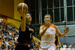 SUniG women's basketball final NUS vs NTU