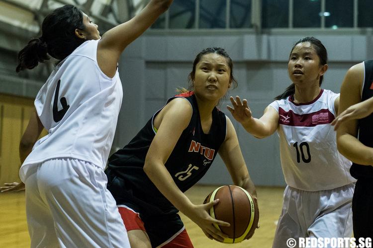 SUniG women's basketball SUTD vs NTU