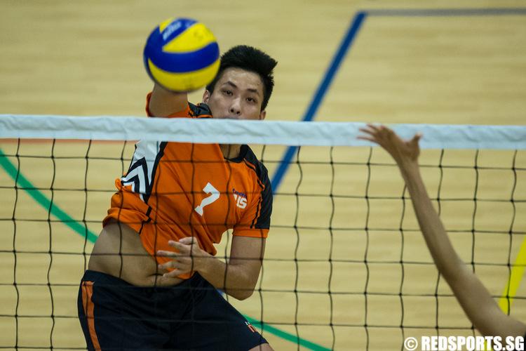 SUniG men's volleyball NUS vs SIM