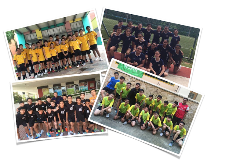 Who are your best 2016 C Div floorball players? Time to nominate and vote! (Photos from readers)