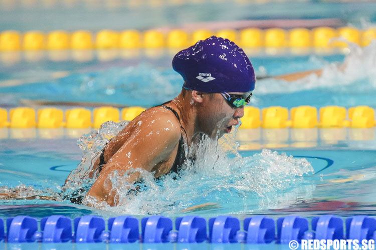 Singapura finance 47th snag swimming c ships quah ting wen just shy of olympic a - Olympic swimming breaststroke ...