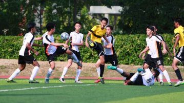 a div football vjc vs sajc