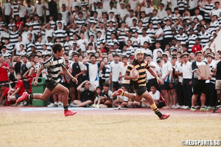acsi vs st andrew's national b division rugby final