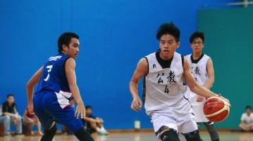 catholic high vs woodgrove b div basketball