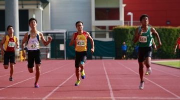 c div boys 400m