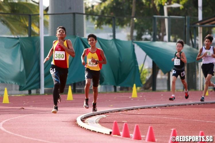 c div boys 3000m