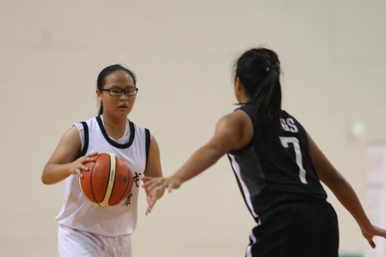 north zone b div bball singapore chinese girls' school seng kang