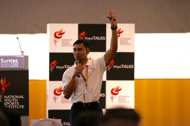 azhar nysi youth coach conference