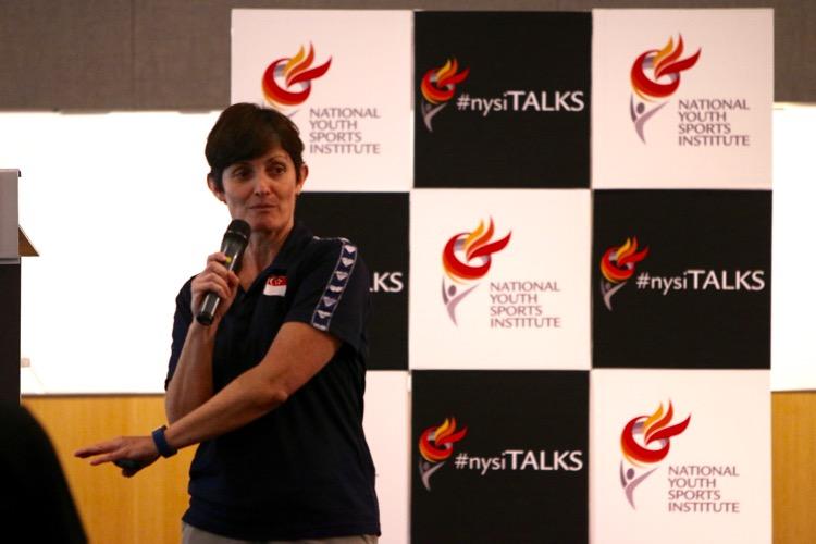 Sonya Porter NYSI youth coaching conference