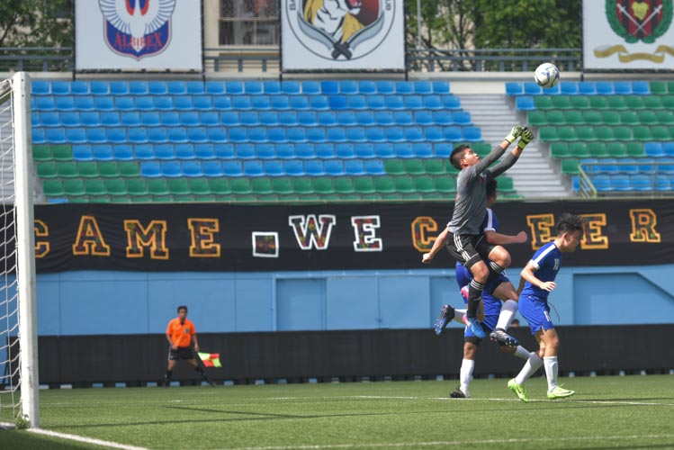 a div football final mjc vs vjc