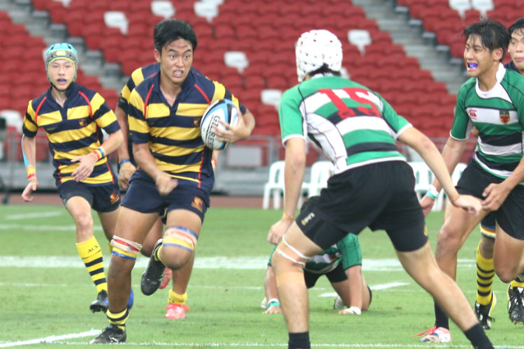 national a div rugby anglo chinese school independent raffles institution