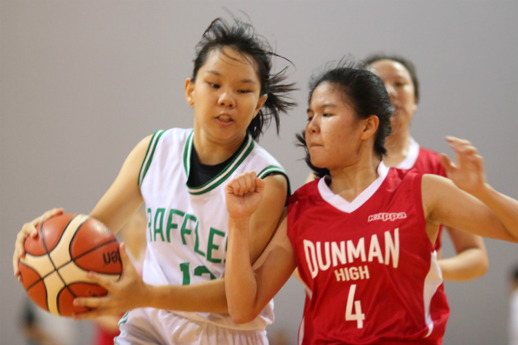 national a div bball dunman high school raffles institution