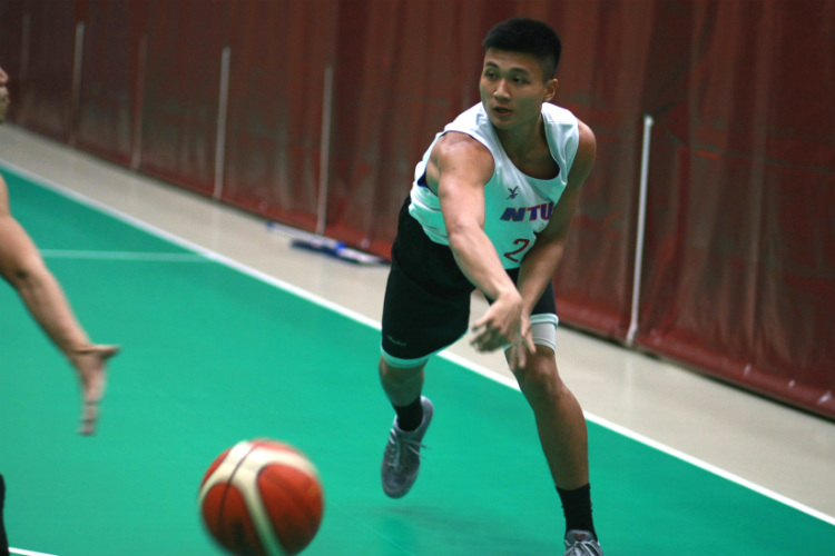 national youth sports institute bball nanyang technological university singapore management