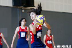 ntu vs sit sunig netball