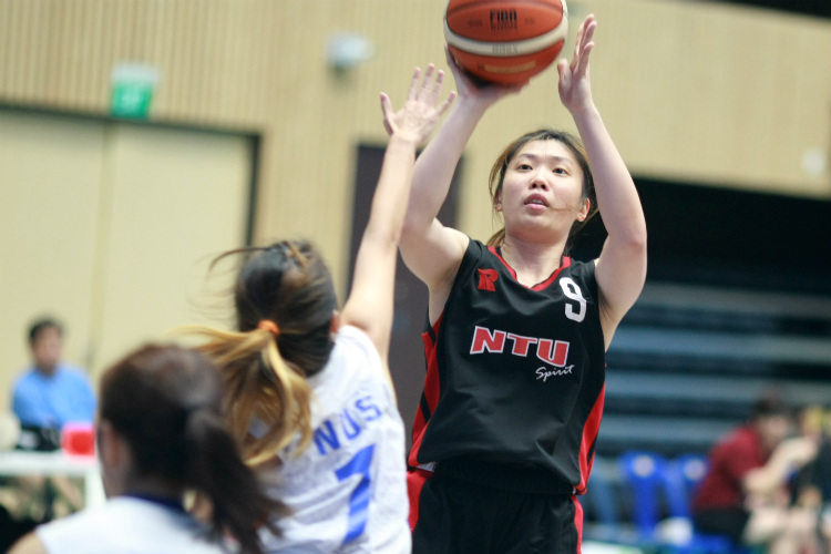singapore university games basketball nanyang technological national