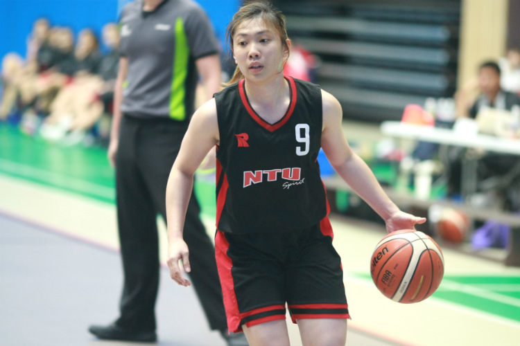 singapore university games basketball nanyang technological institute management
