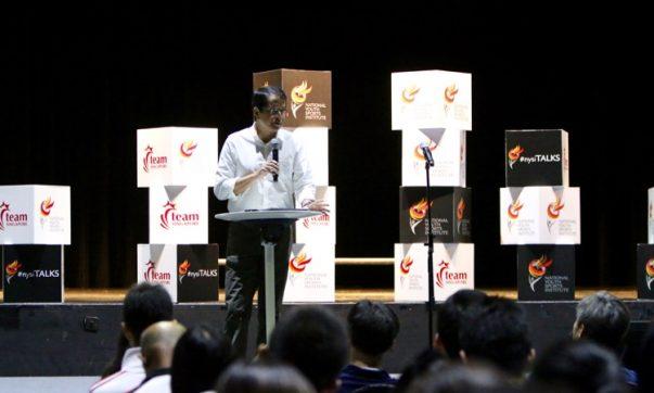 richard seow nysi youth athlete development conference