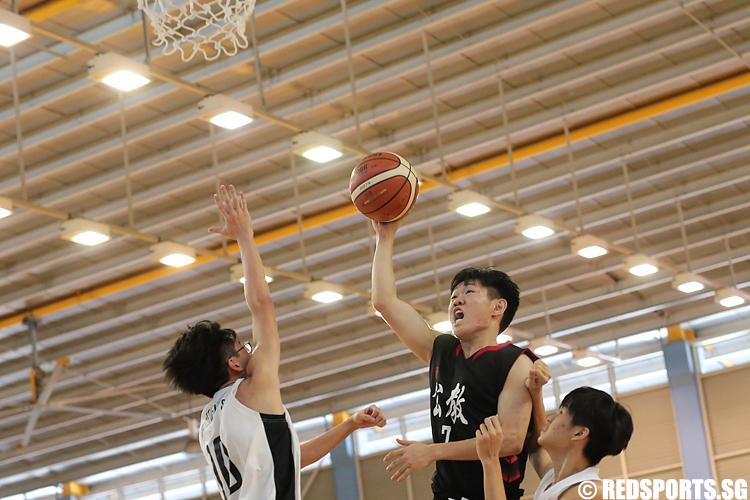 northzone basketball round 2