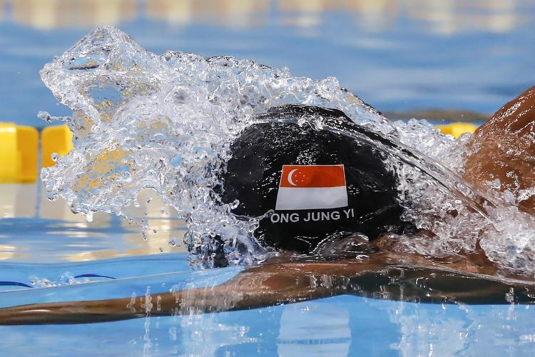 national schools swimming final