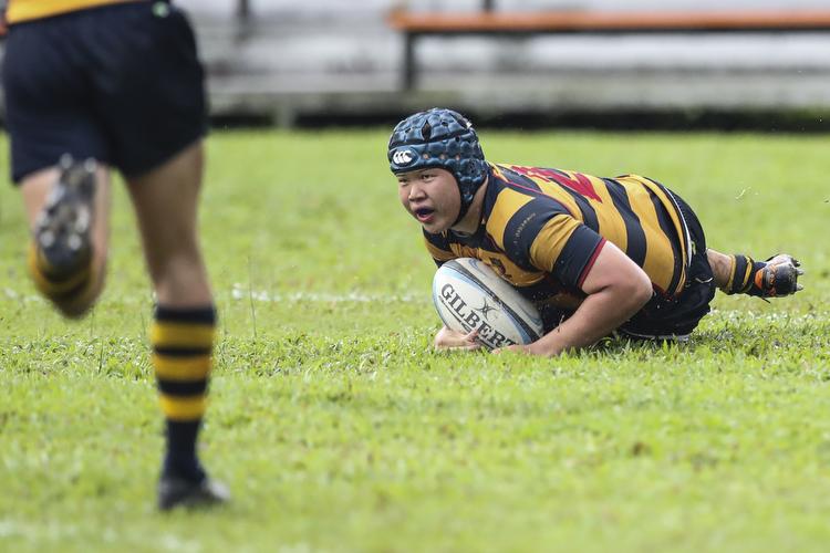 a div rugby final police cup acsi ri