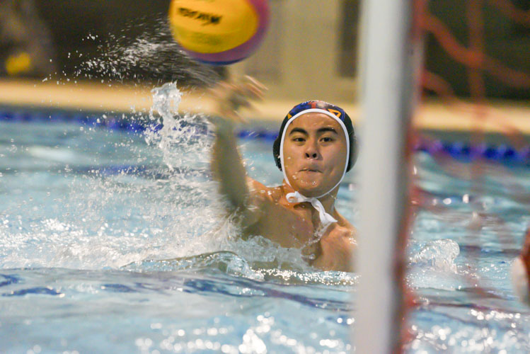 NP's Kam Jia Juo (#12) scoring his goal in the second quarter. (Photo © Stefanus Ian/Red Sports)