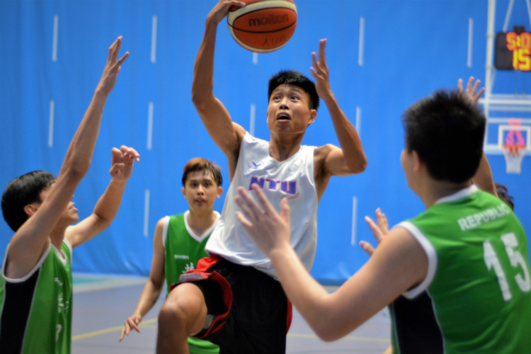 nysi bball nanyang technological university republic polytechnic