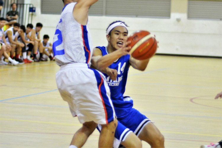 nysi bball nanyang polytechnic national university of singapore