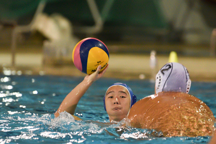 Singapore Management University (SMU) ended their NYSI Water Polo campaign with a silver medal after recording their fourth and final 8-16 victory over home side Republic Polytechnic. (Photo 1 © Stefanus Ian/Red Sports)