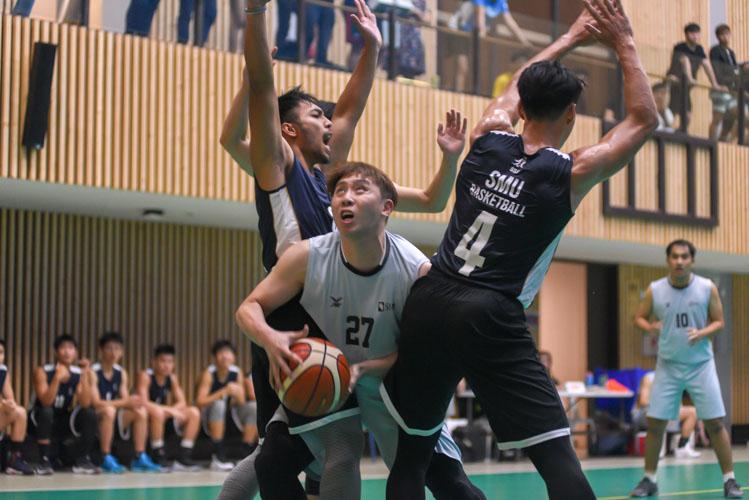 premium selection c49d9 cb17d SUniG Basketball (Men): SIM clinches IVP spot with 62-43 win ...