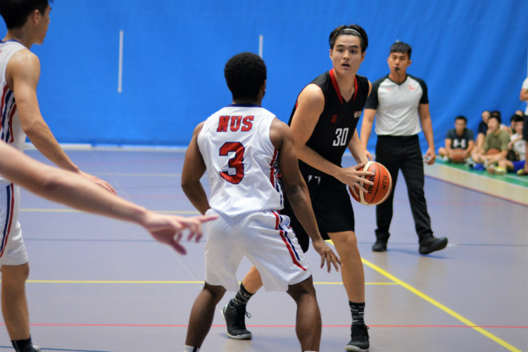 singapore university games nanyang technological university national