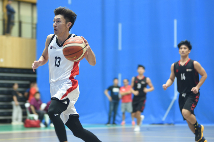 NTU wrapped up their SUniG season with a 73-52 win over SIT to finish with a 5-1 win-loss record. (Photo 1 © Stefanus Ian/Red Sports)