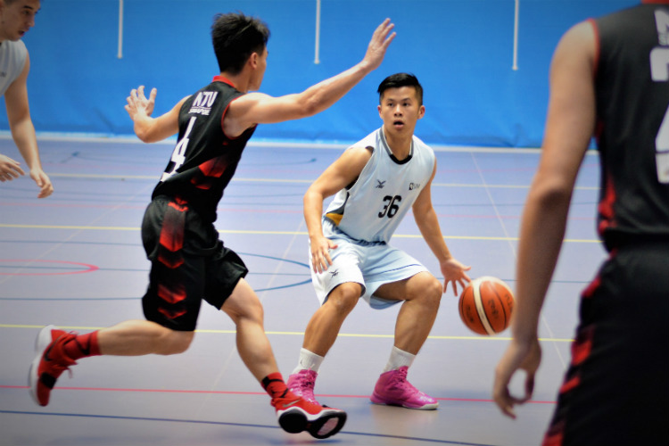 singapore university games nanyang technological institute management
