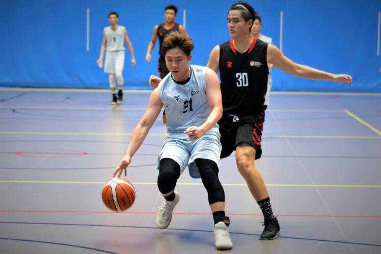 singapore university games nanyang technological institute management