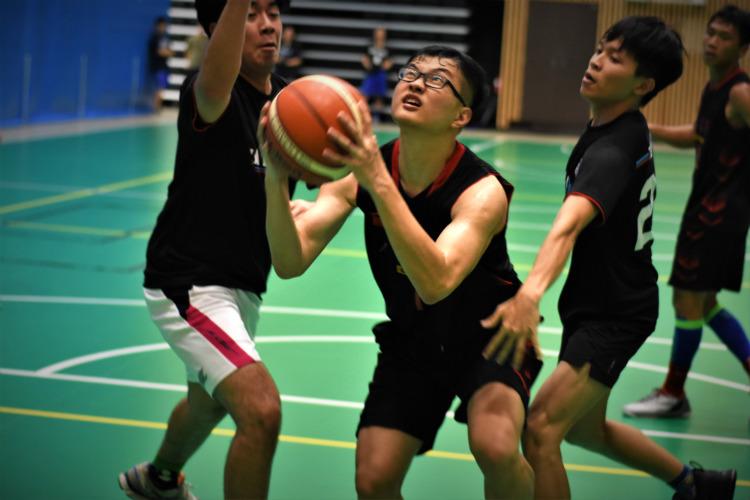 nanyang technological university inter hall games 15 8
