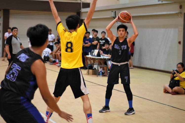 nanyang technological university inter hall game 3 2