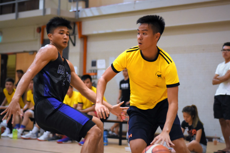 nanyang technological university inter hall game 3 2