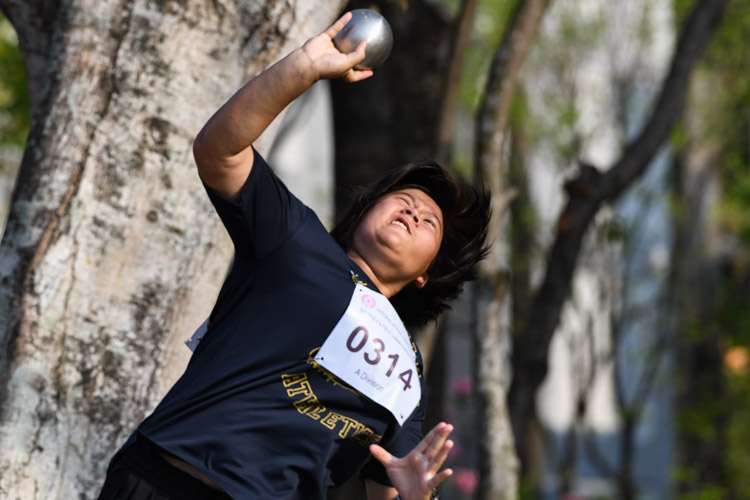 A Div Field Ri Comes Out Top In Boys Discus While Vjc Dominates Girl S Shot Put Page 5 Red Sports