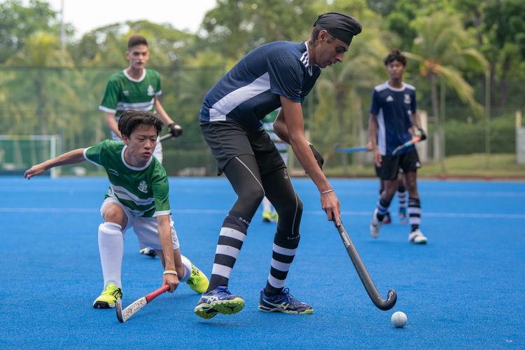 Nashwyn Singh SAJC