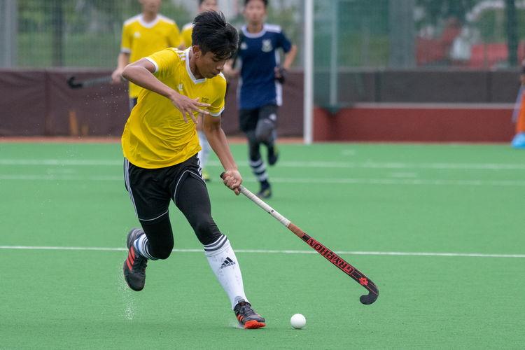 VJC tied 0-0 against SAJC, losing 1-3 in penalties.