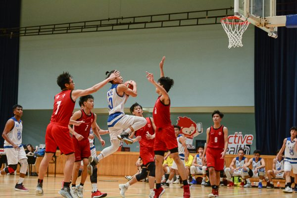 National A Div Boys Basketball (Semis): TMJC Make History