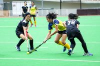 EJC blaze past RI in National Schools A Division Girls' Hockey semi-finals fixture. (Photo 6 © Clara Lau/REDintern)