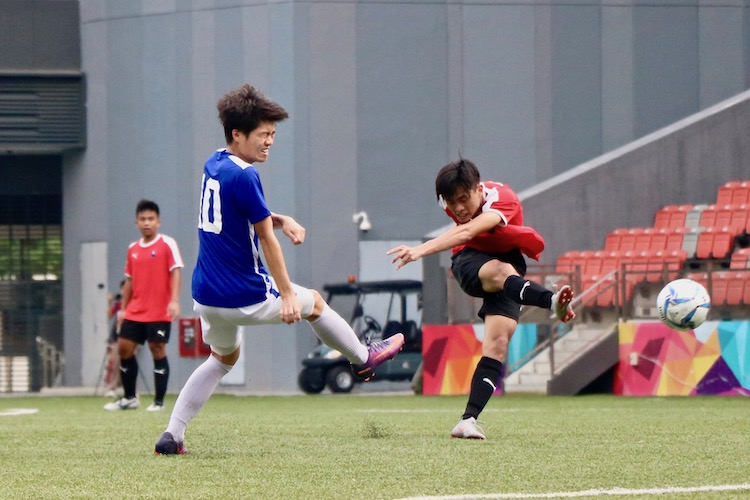 NYJC claimed third place in 5-2 win over TMJC in the A Division Football 3rd Playoff.