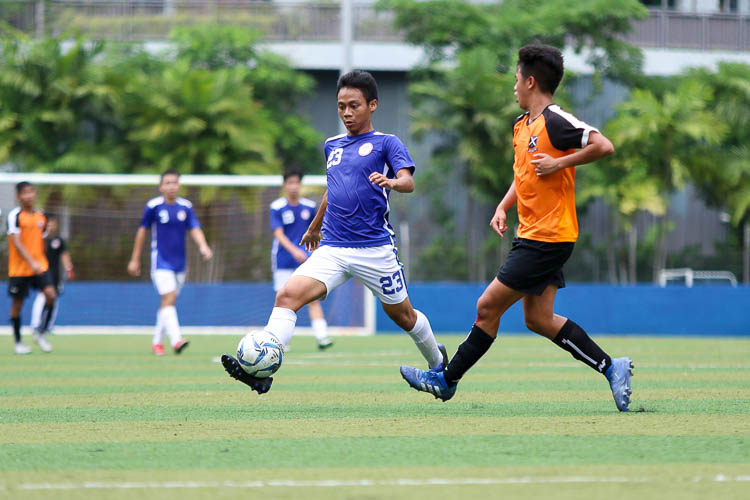 SAJC edge past TMJC on penalties to book spot in National A Division Football Finals. (Photo 10 © Clara Lau/REDintern)