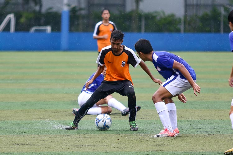 SAJC edge past TMJC on penalties to book spot in National A Division Football Finals. (Photo 11 © Clara Lau/REDintern)