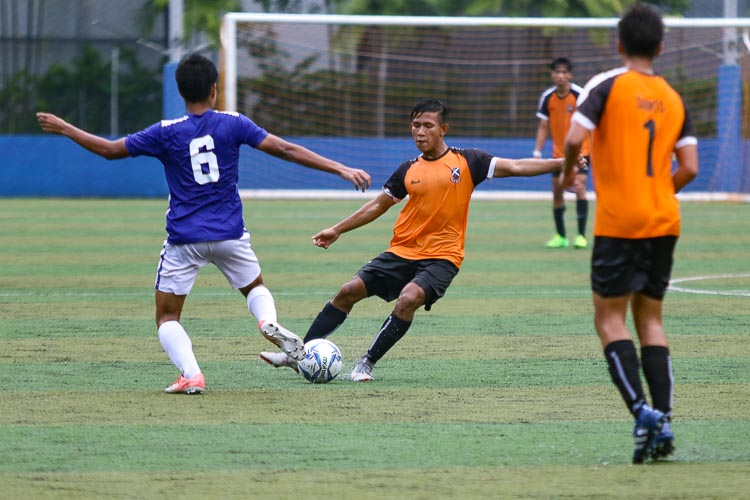 SAJC edge past TMJC on penalties to book spot in National A Division Football Finals. (Photo 12 © Clara Lau/REDintern)